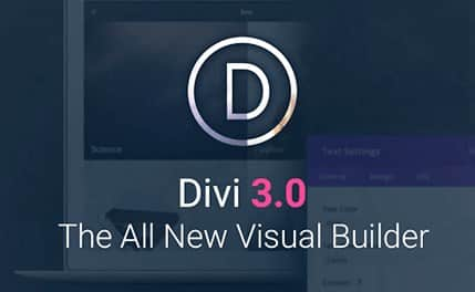 Divi 3.0.106 – WordPress