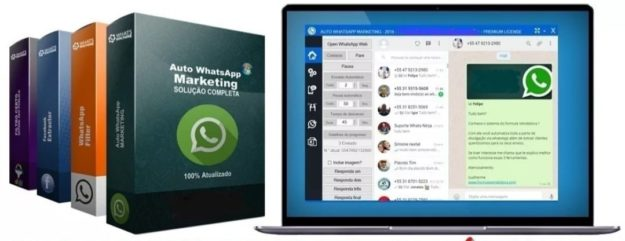 Auto WhatsApp Marketing v5.2