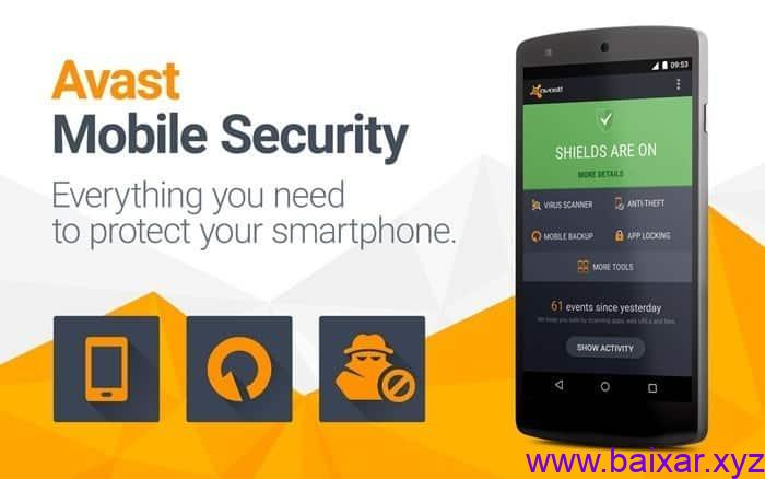 AVAST Mobile Security Apk