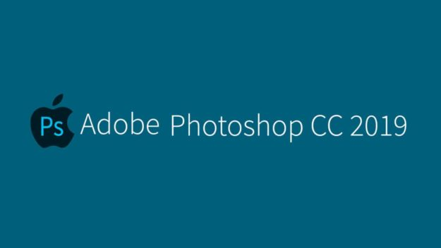 Adobe Photoshop CC 2019 Mac OS
