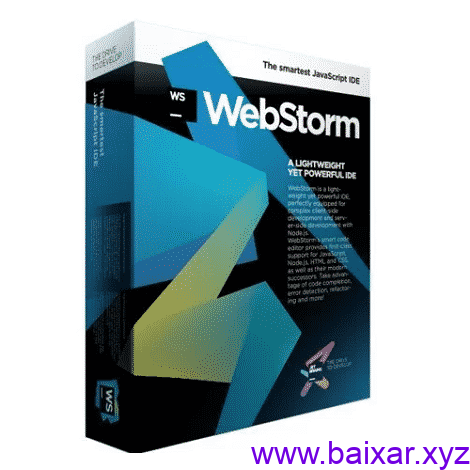 JetBrains WebStorm v2019.2.2